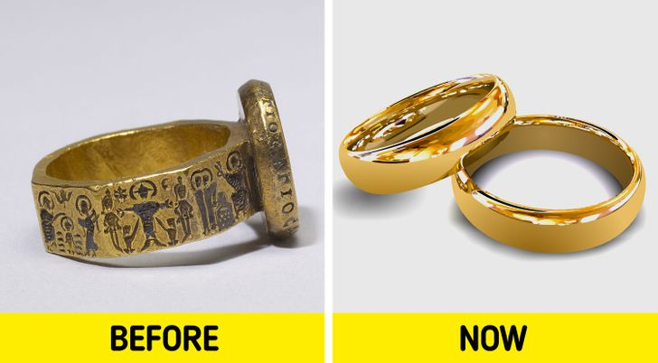 20 Things That Used to Look Totally Different From What We Know Today